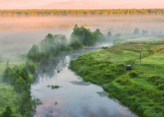 Yaroslavl region nature, central Russia, photo 3