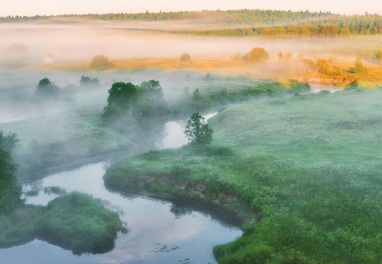 Yaroslavl region nature, central Russia, photo 4