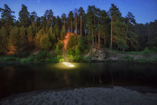 Yaroslavl region nature, central Russia, photo 7