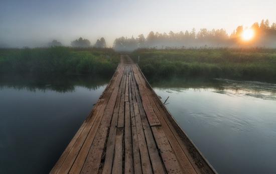 Yaroslavl region nature, central Russia, photo 8