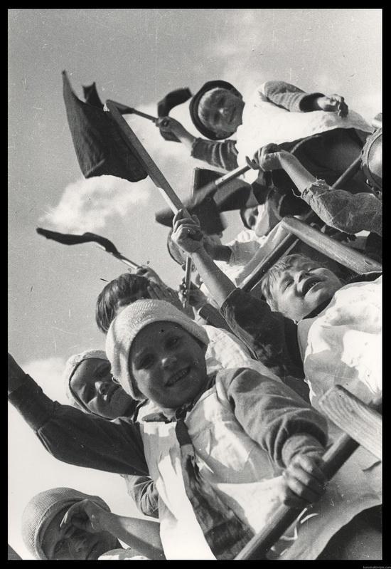 Soviet people, Rodchenko, photo 27