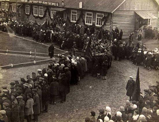 Soviet people, Rodchenko, photo 9