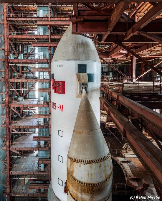 The space launch vehicle Energy-M, Baikonur, Russia, photo 15