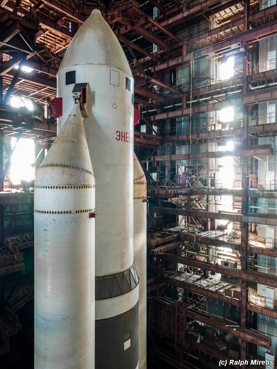 The space launch vehicle Energy-M, Baikonur, Russia, photo 16