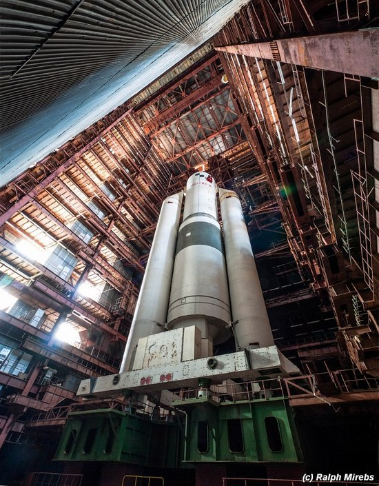 The space launch vehicle Energy-M, Baikonur, Russia, photo 19