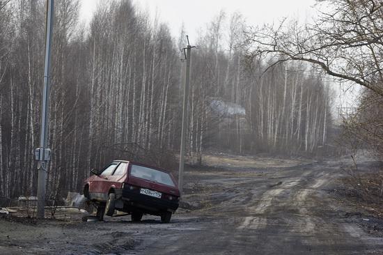 Karabash, Chelyabinsk region, Russia, photo 7