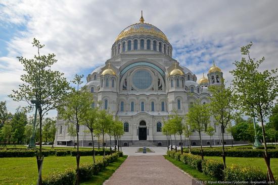 Kronstadt Naval Cathedral, St. Petersburg, Russia, photo 1
