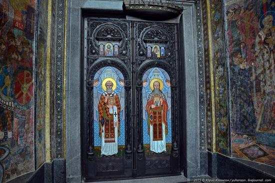 Kronstadt Naval Cathedral, St. Petersburg, Russia, photo 12
