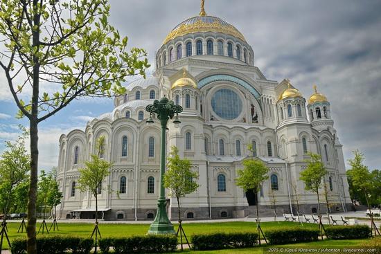 Kronstadt Naval Cathedral, St. Petersburg, Russia, photo 3