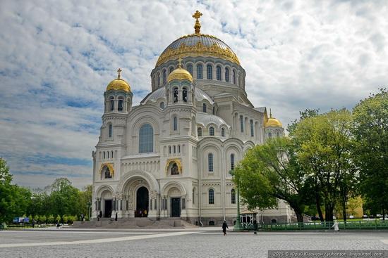 Kronstadt Naval Cathedral, St. Petersburg, Russia, photo 6