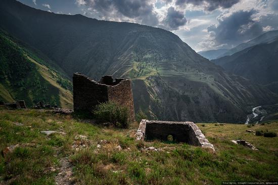 Mountainous Chechnya sights, Russia, photo 13