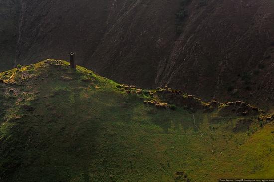 Mountainous Chechnya sights, Russia, photo 15