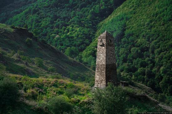 Mountainous Chechnya sights, Russia, photo 19