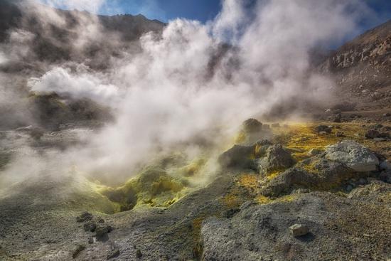 Mutnovsky volcano, Kamchatka, Russia, photo 12