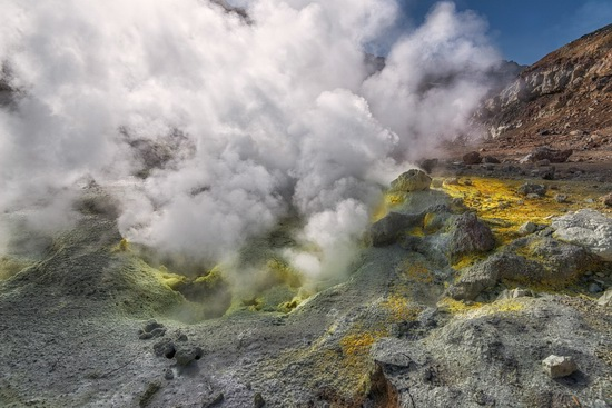 Mutnovsky volcano, Kamchatka, Russia, photo 13