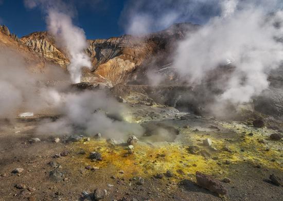 Mutnovsky volcano, Kamchatka, Russia, photo 14