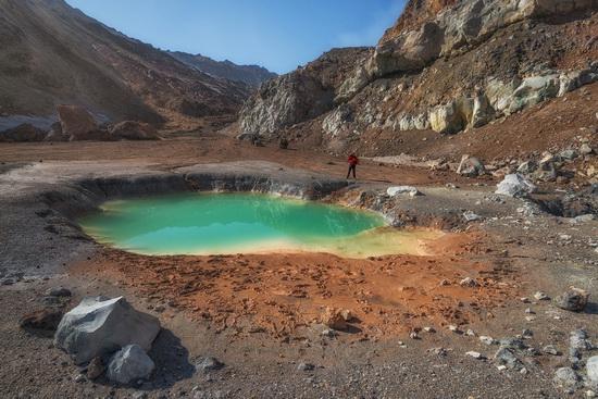 Mutnovsky volcano, Kamchatka, Russia, photo 15