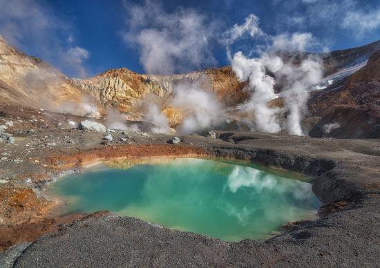 Mutnovsky volcano, Kamchatka, Russia, photo 16