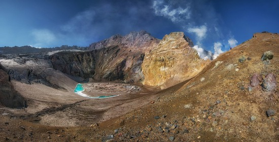 Mutnovsky volcano, Kamchatka, Russia, photo 18