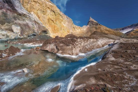 Mutnovsky volcano, Kamchatka, Russia, photo 20