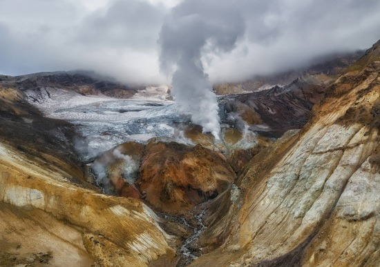 Mutnovsky volcano, Kamchatka, Russia, photo 24