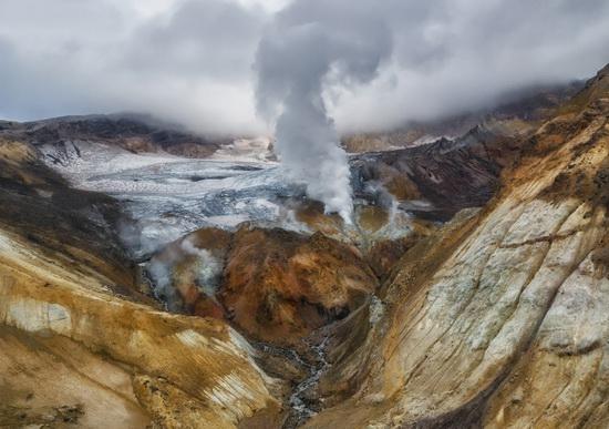 Mutnovsky volcano, Kamchatka, Russia, photo 24