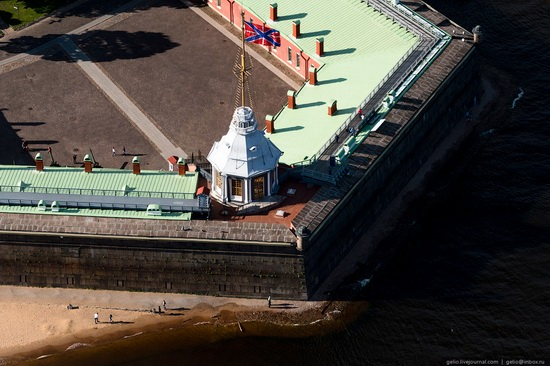 Saint Petersburg, Russia from above, photo 11