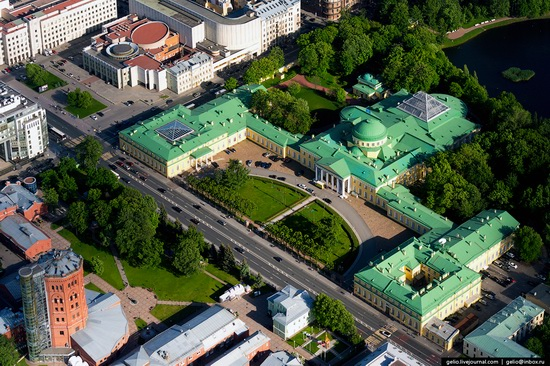 Saint Petersburg, Russia from above, photo 22
