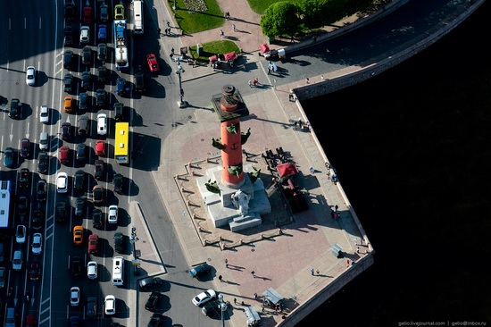 Saint Petersburg, Russia from above, photo 26