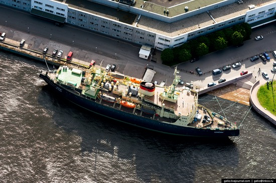 Saint Petersburg, Russia from above, photo 28