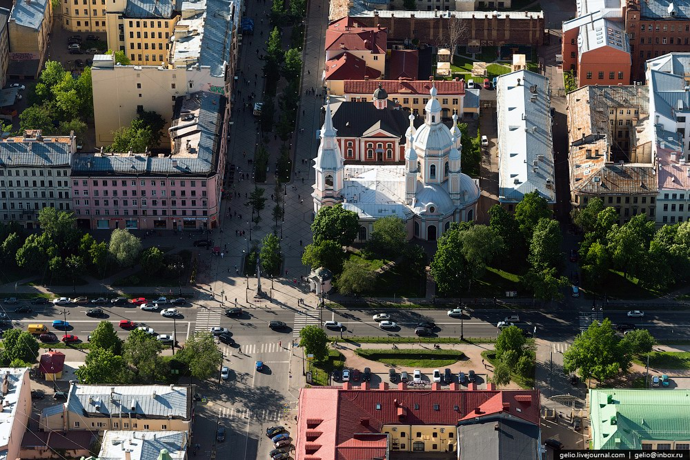 Saint Petersburg Russia  City pictures : Saint Petersburg, Russia from above, photo 29