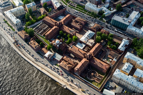 Saint Petersburg, Russia from above, photo 36