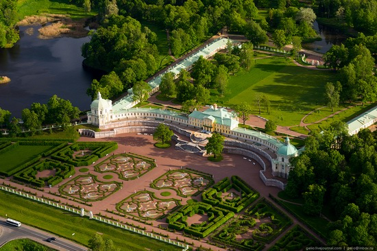 Saint Petersburg, Russia from above, photo 50