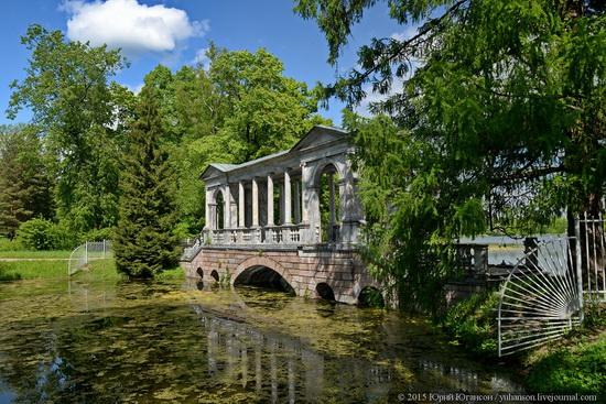 The Great Pond, Tsarskoye Selo, Russia, photo 10