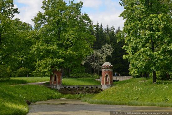 The Great Pond, Tsarskoye Selo, Russia, photo 11