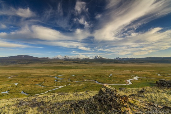 Ukok Plateau, Altai, Russia, photo 12