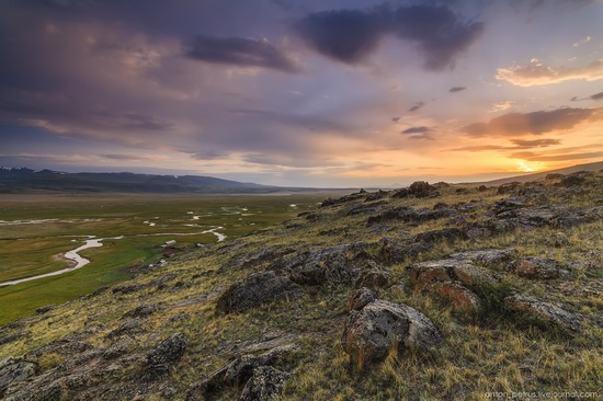 Ukok Plateau, Altai, Russia, photo 17