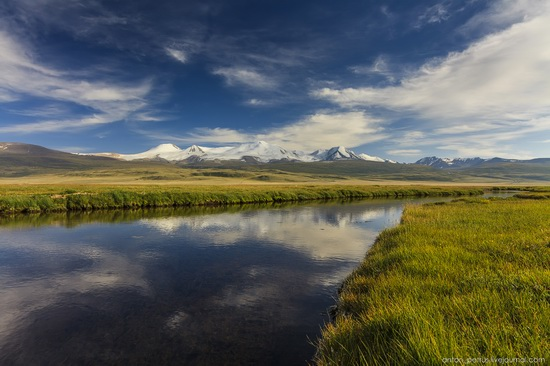 Ukok Plateau, Altai, Russia, photo 9