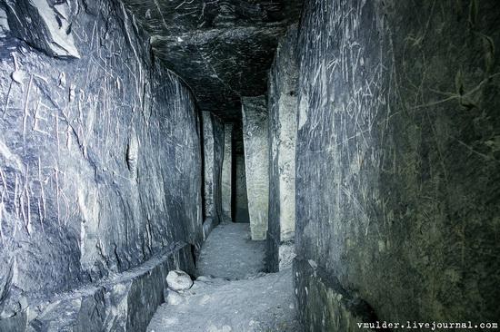 Kalacheevskaya Cave, Kalach town, Voronezh region, Russia, photo 11