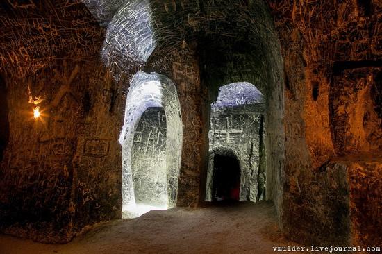 Kalacheevskaya Cave, Kalach town, Voronezh region, Russia, photo 19