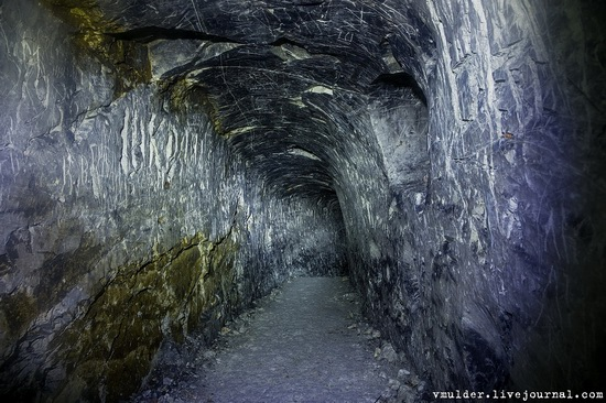 Kalacheevskaya Cave, Kalach town, Voronezh region, Russia, photo 24