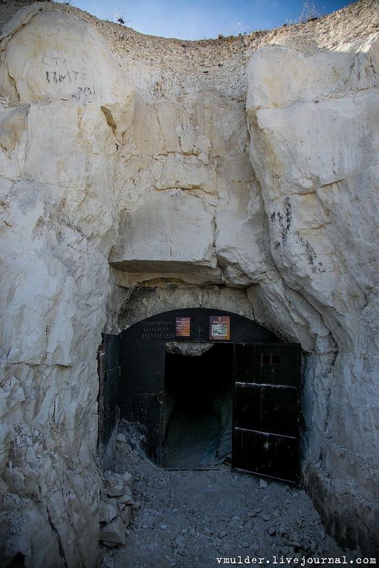 Kalacheevskaya Cave, Kalach town, Voronezh region, Russia, photo 3
