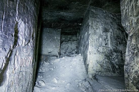Kalacheevskaya Cave, Kalach town, Voronezh region, Russia, photo 8