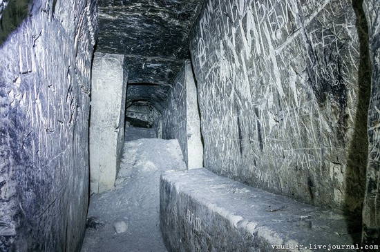 Kalacheevskaya Cave, Kalach town, Voronezh region, Russia, photo 9