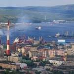 Murmansk – the views from the heights