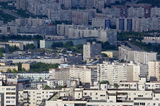 Murmansk - the views from the heights, Russia, photo 12