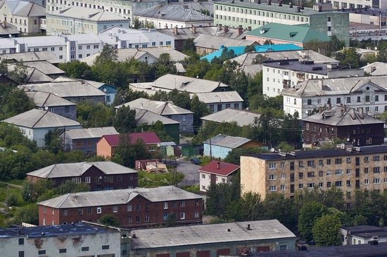 Murmansk - the views from the heights, Russia, photo 13