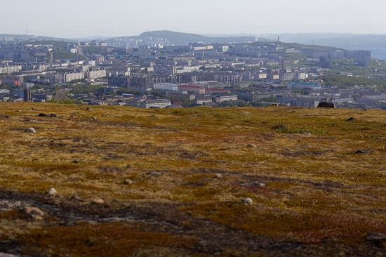 Murmansk - the views from the heights, Russia, photo 14