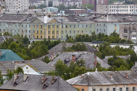 Murmansk - the views from the heights, Russia, photo 15