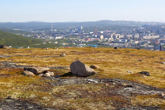 Murmansk - the views from the heights, Russia, photo 20